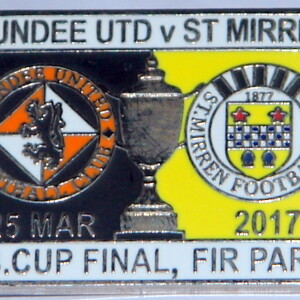 dundee united v st mirren badge