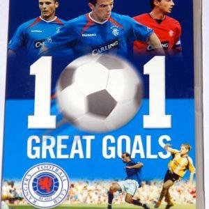 rangers 101 goals