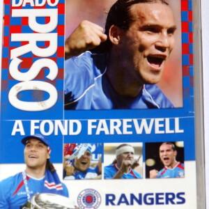 rangers prso farewell dvd