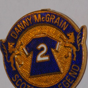 danny mc grain legends badge