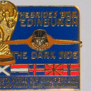 heb bar dark side group badge 2010