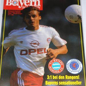 bayern munich v rangers 89-90