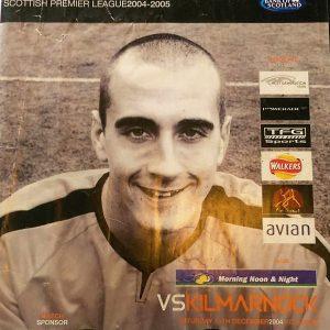 dundee united v kilmarnock 2004