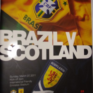 brazil v scotland 2011