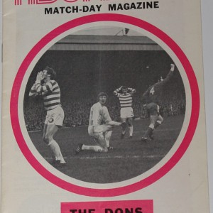 aberdeen v celtic 1972