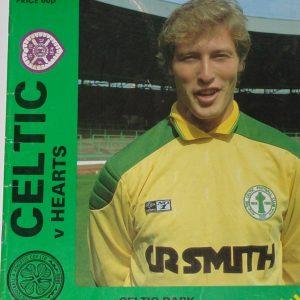 celtic v hearts 1988