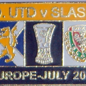 dundee united v slask badge