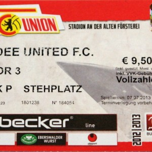 1fc union v dundee united 2013
