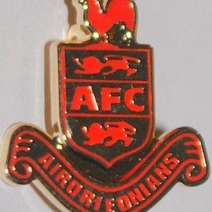 ardrie badge