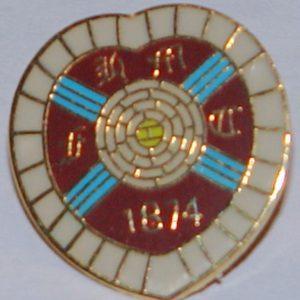 hearts heart badge