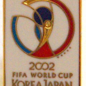 2002 woerld cup badge