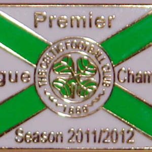celltic champs flag 2011-12