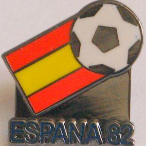 spain 82 badge