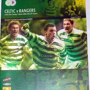 celtic v rangers 2004