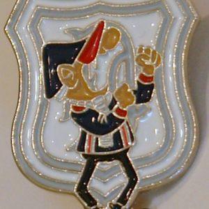 dundee fighting spirit badge