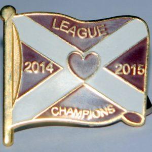hearts champions badge