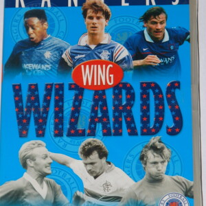 rangers wizaers dvd