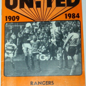 dundee united v rangers dec 1994