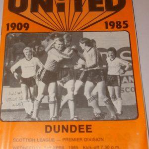 united v dundee 85