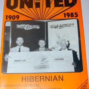 united v hibs 85