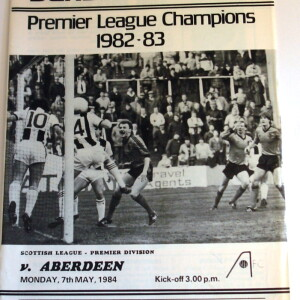united v aberdeen 1984 may