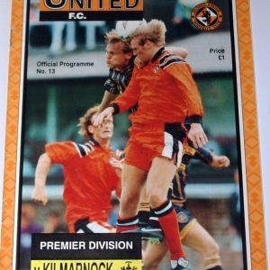 united v kilmarnock dec 93