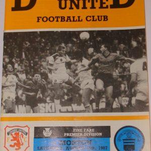 united v morton 1987 august