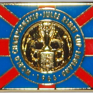 1966 world cup badge