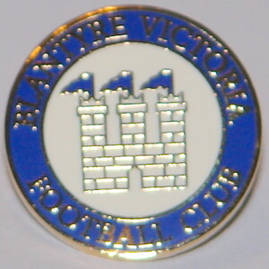 blantyre football badge