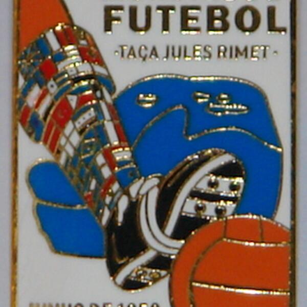 brazil 1950 badge