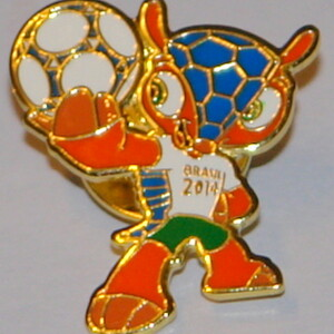 brazil world cup 2014 badge