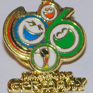 germany world cp200 badge