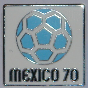 mexico 70 badge
