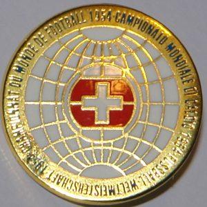 switzzerland 1954 badge